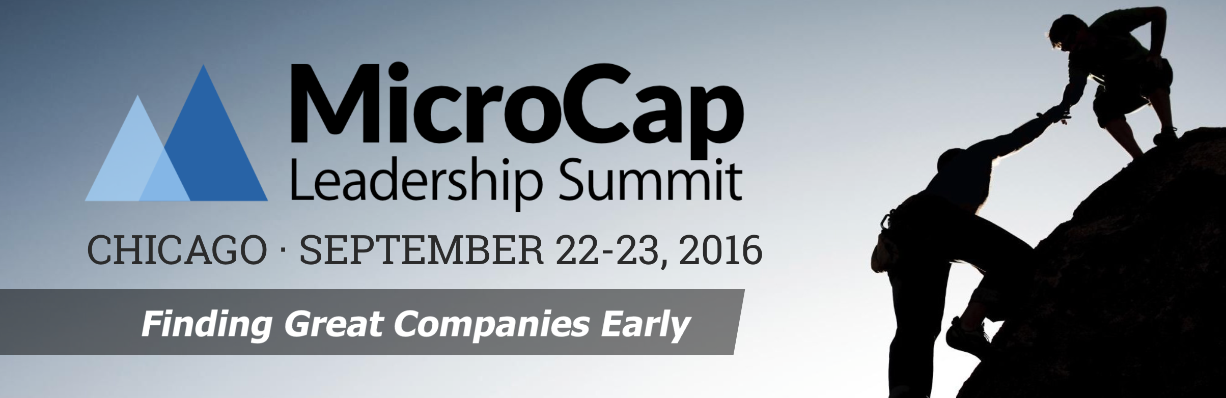 MicroCap Leadership Summit