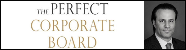 MicroCapClub Interview with Adam Epstein Author of The Perfect Corporate Board