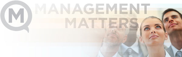 Management, Management,….Hey, Wait A Minute