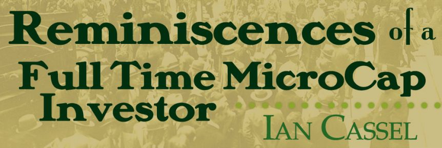 Reminiscences-of-a-Full-Time-MicroCap-Investor