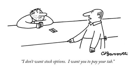 charles-barsotti-i-don-t-want-stock-options-i-want-you-to-pay-your-tab-new-yorker-cartoon