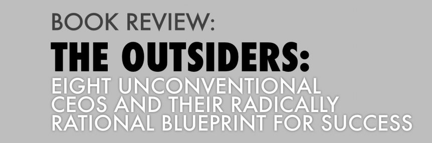Book review the outsiders by william thorndike jr microcapclub book review the outsiders by william thorndike jr malvernweather Choice Image