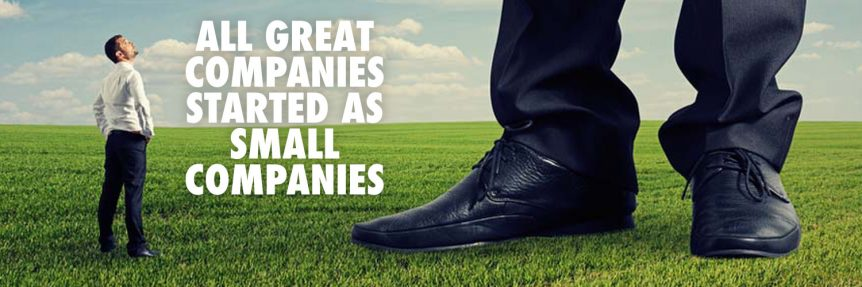 All Great Companies Started as Small Companies-ALT2