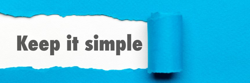 Keep It Simple - MicroCapClub